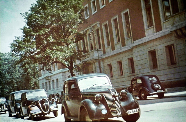 Italian Embassy, Berlin, 8 July 1941 worldwartwo.filminspector.com