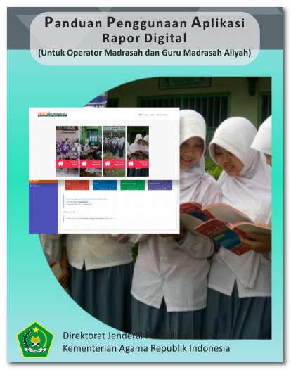 Panduan Aplikasi Raport Digital MA. Pdf