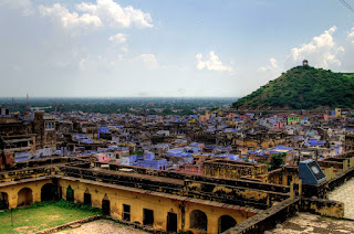 Blue city of  Eastern Rajasthan BUNDI