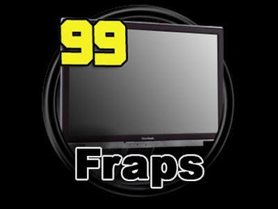 برنامج تصوير الألعاب Fraps