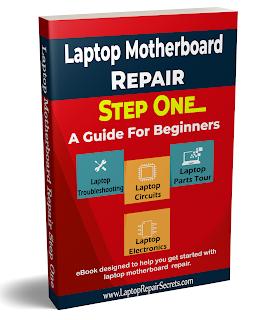 Laptop Repair Secrets   Laptop Motherboard Repair Tutorial Training
