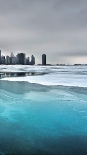 wallpaper hd keren terbaru pemandangan kota iceland