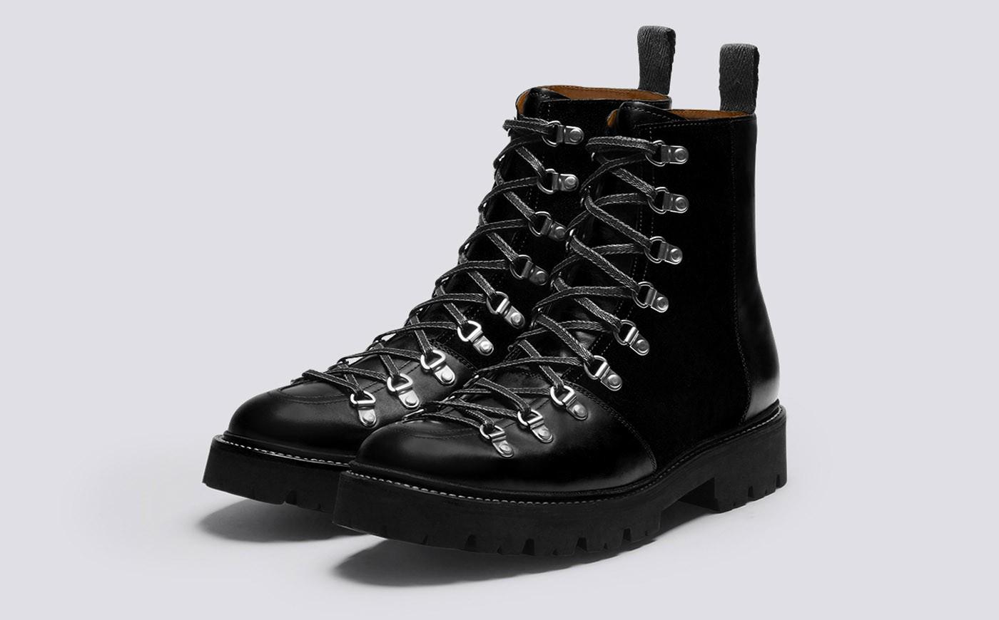 Boot Season? No Problem!: Grenson Brady Boots