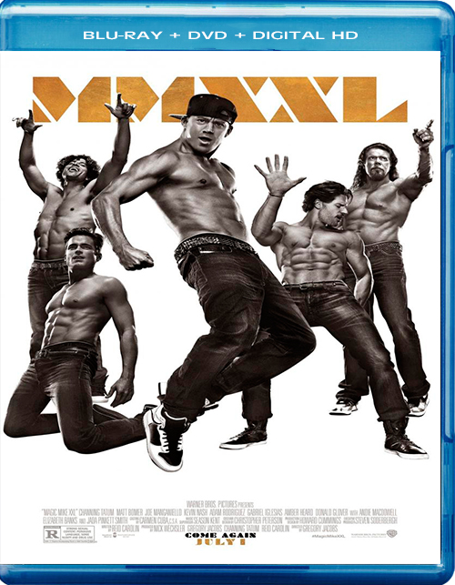 Magic Mike XX [2015] [DVDR – BD] [NTSC] [Latino] [Remasterizado]