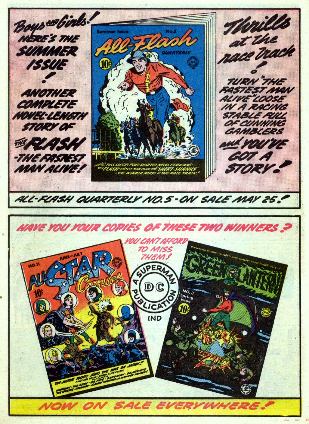 Read online All-American Comics (1939) comic -  Issue #40 - 18