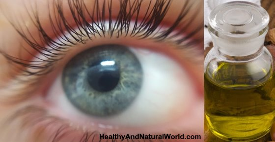 Surprising Way To Regrow Eyelashes And Eyebrows With Castor Oil - TEELAMFORD.COM