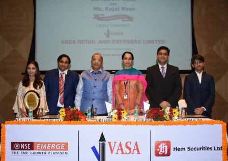 Newztabloid-Kajal Vasa-Hardik Vasa-Vinod Ambani-Rachna Bhusari-Gaurav-Hem Securities-Rahil Vasa-Vasa Retail-NSE-BSE