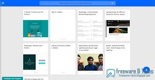 5 nouveaux services de bookmarking : Basket