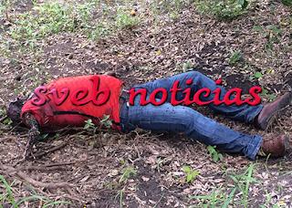 Hallan ejecutado sin un brazo en Nalua Municipio de Tuxpan Veracruz