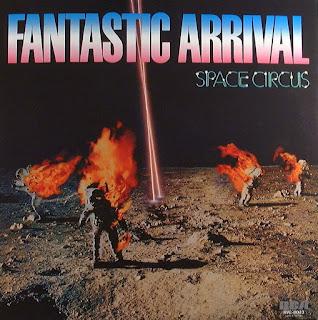 Space Circus - 1979 - Fantastic Arrival