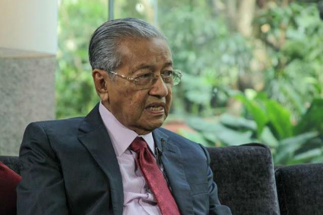 Mahathir: Ketika China Miskin Kita Takut, Mereka Kaya Kita Semakin Takut