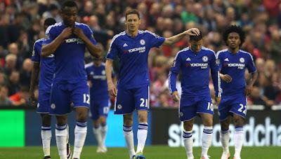 Chelsea 5 Klub Besar yang Tak Bermain di Kompetisi Eropa Musim 2016/17