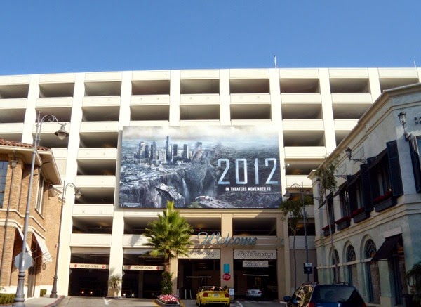 2012 movie billboard