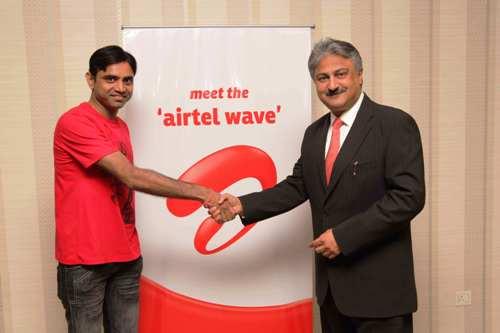 Airtel Lucky Draw Winner