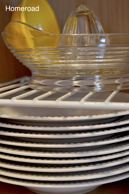 White Inexpensive dollar store dishes that last!