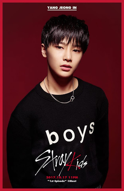 Yang Jeong In Stray Kids