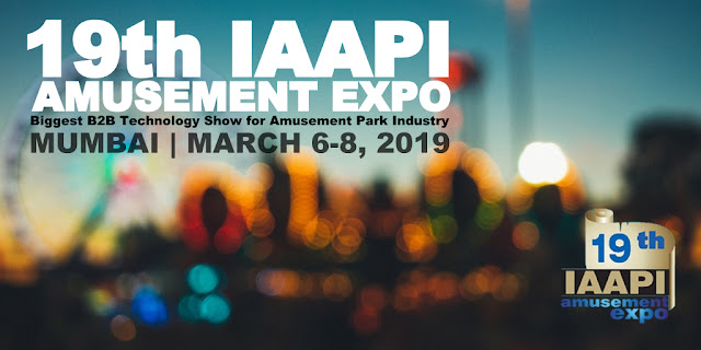 19th IAAPI Amusement Expo: Biggest B2B Technology Show for Amusement Park Industry