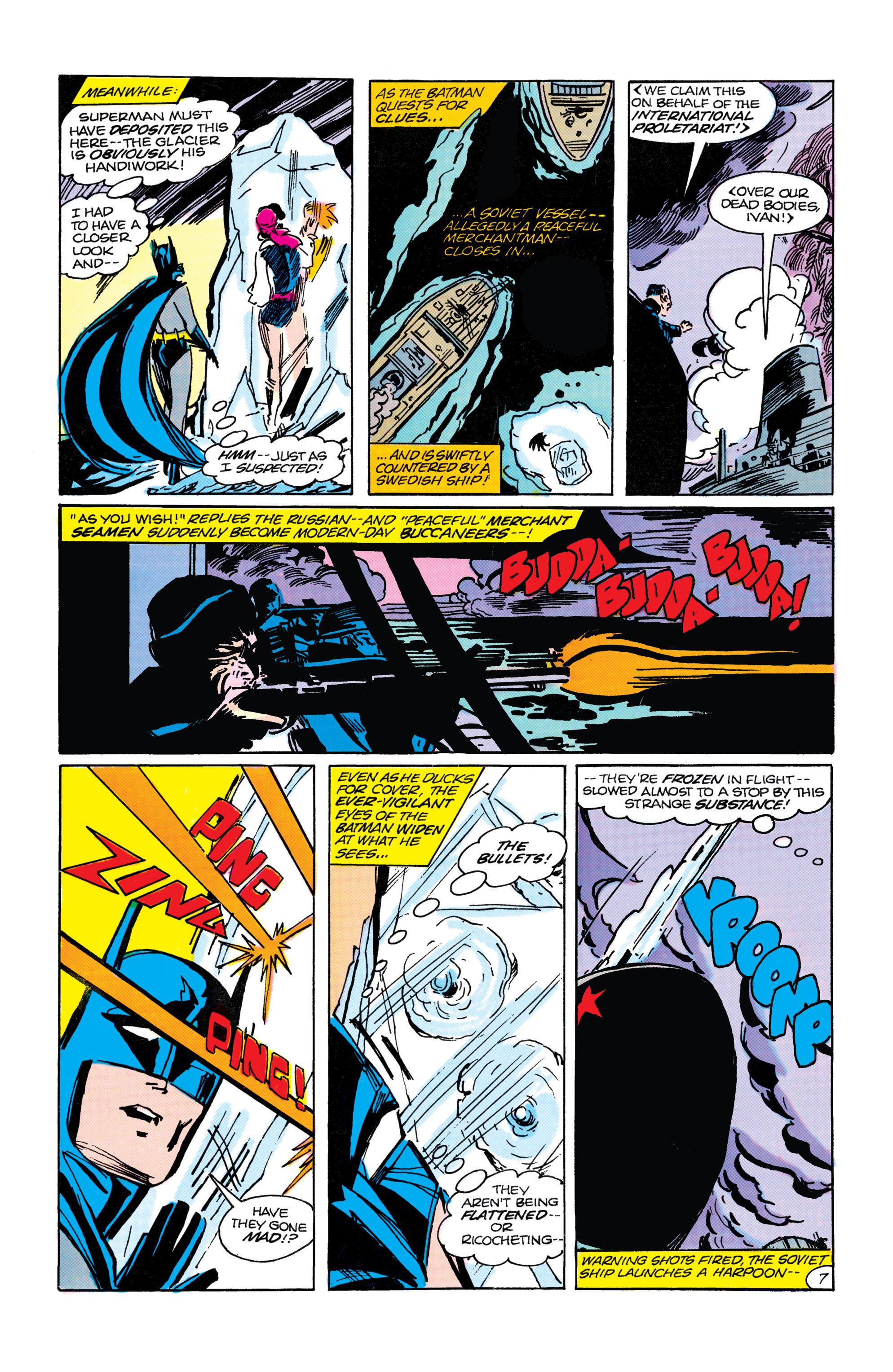 Read online World's Finest Comics comic -  Issue #305 - 8