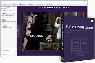 FlipBuilder Flip PDF Professional 2.4.6.6 Multilingual Full Crack