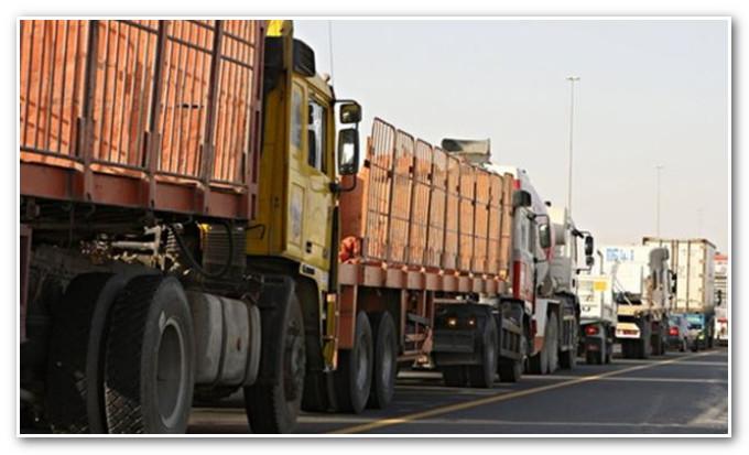 منع مرور الشاحنات والآليات والمركبات في صيدا