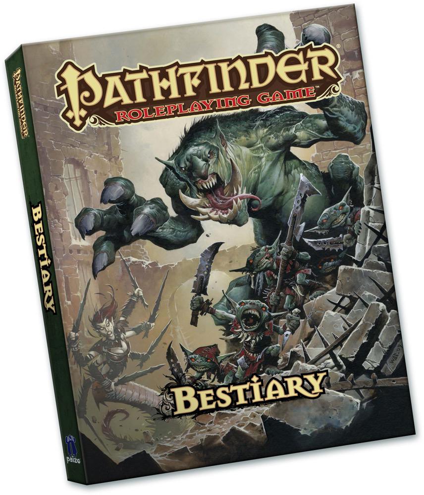 New Pathfinder products from Paizo Publishing!   I'm Board