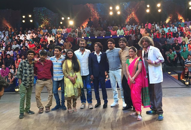 How can I take participate in the Kapil Sharma comedy show in Mumbai