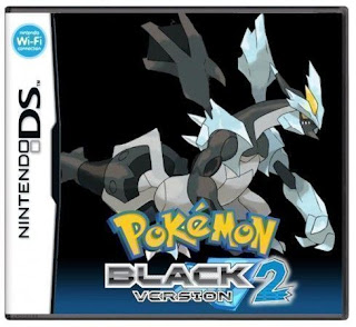 Link Pokemon Black version 2 NDS iso clubbit