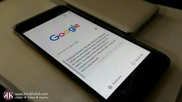 Pelayar web patuh syariah, salam browser, android,