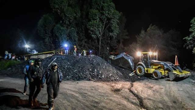 Eight killed, Five missing in Colombia coal mine blast