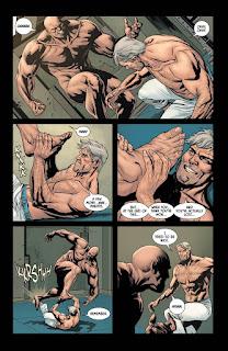 """""""Batman núm 69"""", de Tom King y Yanick Paquette"""
