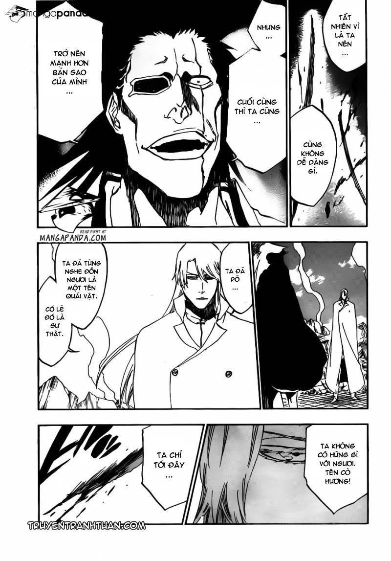 Bleach chapter 503 trang 5