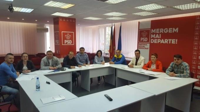 Liga Tinerilor Profesori Social-Democrați a luat ființă și în județul Suceava