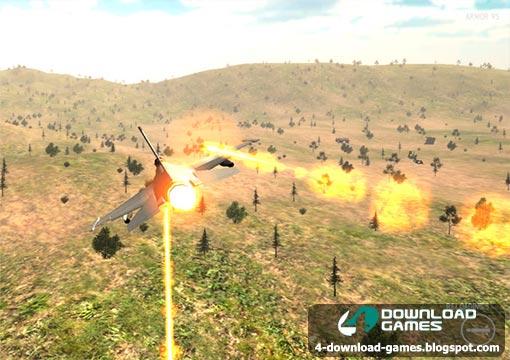 لعبة حرب الطائرات Steel Sky