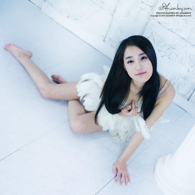 cewek korea cantik hot foto gambar