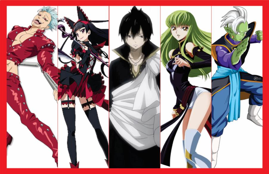 25 Daftar Karakter Anime Immortal Abadi Tidak BIsa Mati Terbaik Dan Terpopuler