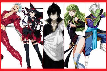 25 Daftar Karakter Anime Immortal ( Abadi  / Tidak BIsa Mati ) Terbaik dan Terpopuler