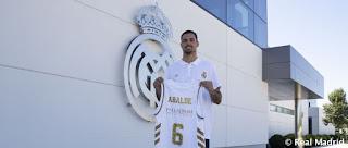 Alberto Abalde, nuevo jugador del Real Madrid