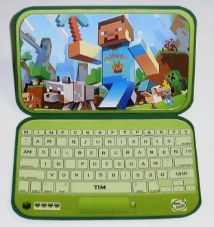 Mamapias MottopartyKindergeburtstage Minecraft Geburtstag Juni - Minecraft laptop spielen