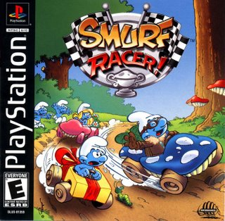 Smurf Racer! - PS1 - ISOs Download