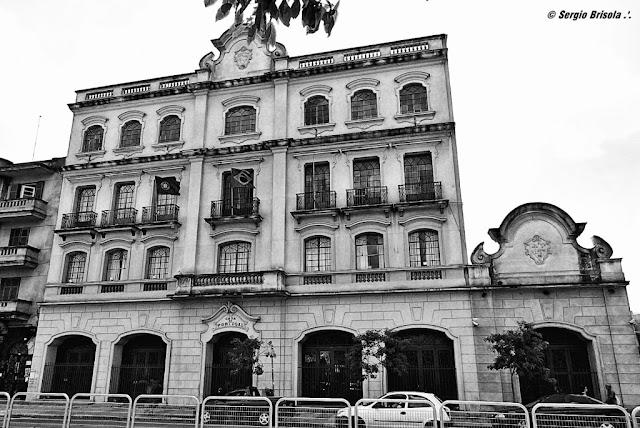Fachada da Casa de Portugal - Avenida Liberdade São Paulo