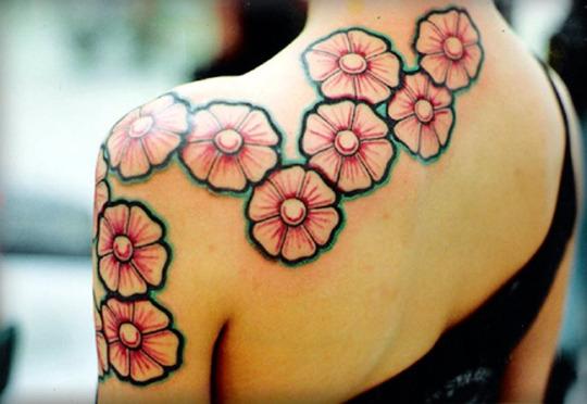 Stunning Cherry Blossom For Women