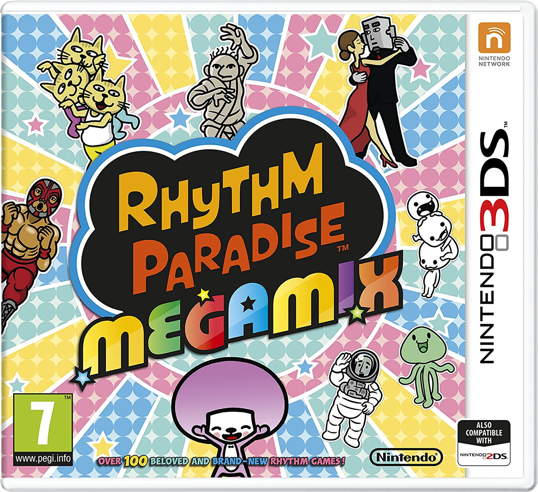 Download 3DS CIAs: Rhythm Heaven Megamix | Rhythm Paradise