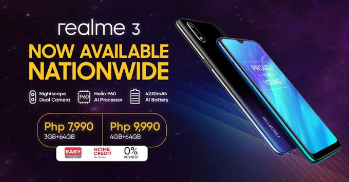 Realme Strengthens Offline Market Share with Home Credit Plan