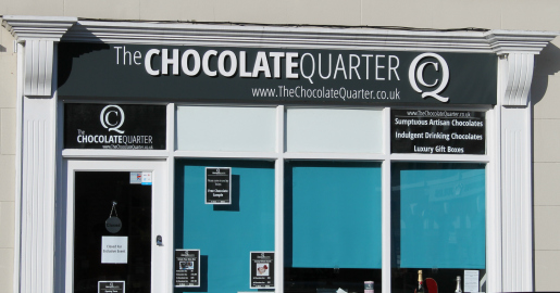 Chocolatiers in Birmingham, UK