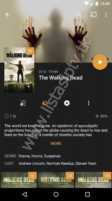 Plex for Android 5.2.0.376 [Unlocked] - Apk - Fotos e Vídeos Na tela do Seu PC, TV, PS4, XboxOne e outros similares