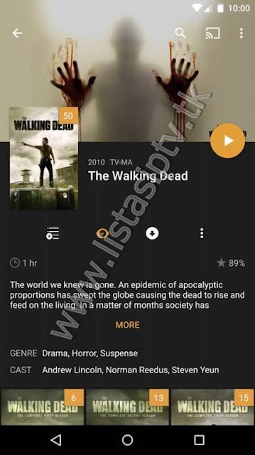 Plex for Android 5.2.0.376 [Unlocked] - Apk - Fotos e Vídeos Na tela do Seu PC, TV, PS4, XboxOne e outros similares