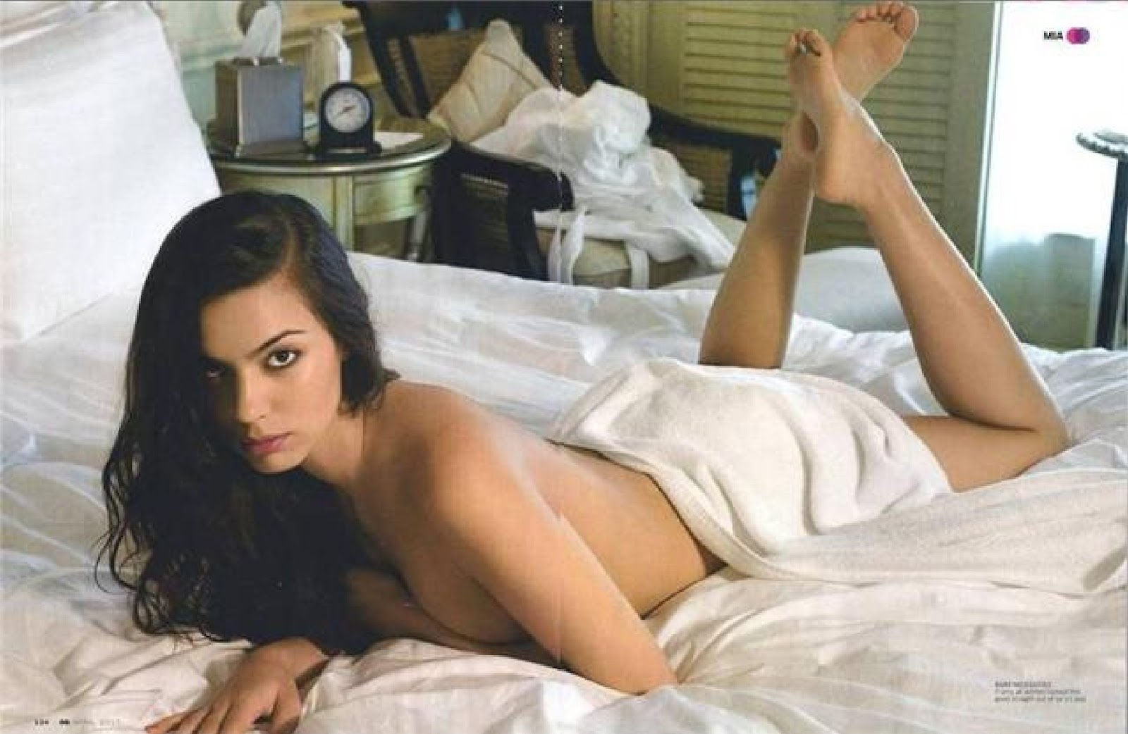 Bollywood Photo Gallery: Hot Model and VJ Mia Uyeda Real HD Photoshoot ...