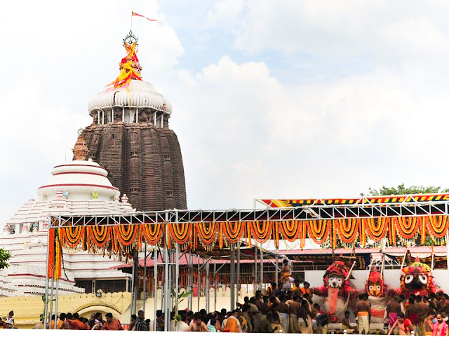 Puri: The Land of Lord Jagannath