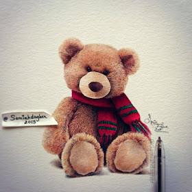 07-Teddy-Bear-Samia-Dagher-www-designstack-co