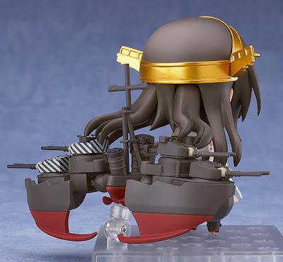 """Nendoroid Haruna Kai Ni da de """"Kantai Collection ~Kan Colle ~"""" - Good Smile Company"""